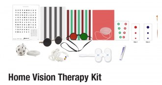 Home Vision Therapy Kit